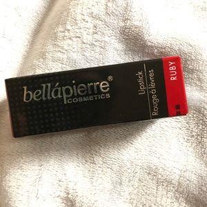 New BellaPierre Cosmetics Lipstick in Color Ruby